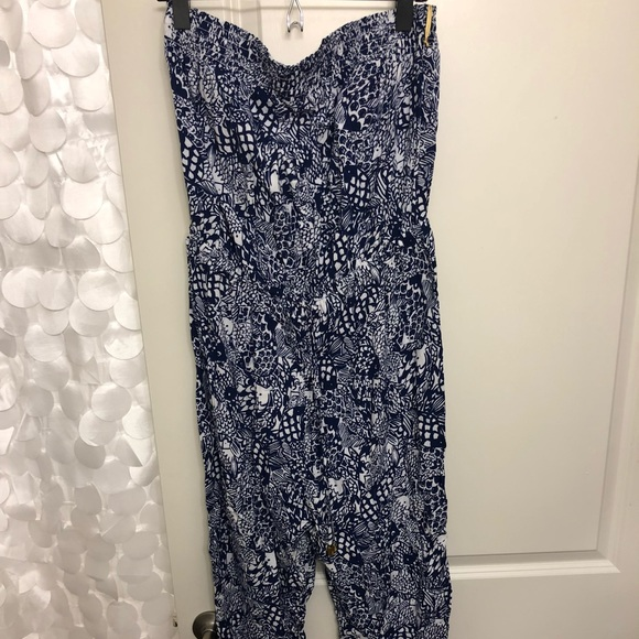 71ebd9b2ca0a Lilly Pulitzer for Target Jumpsuit. NWT